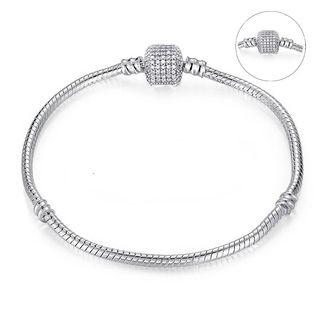 20cm Snake Chain Safety Clasp
