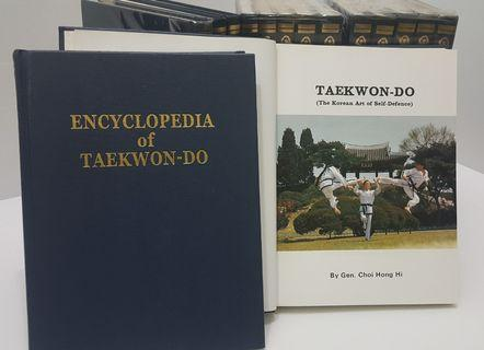 The Encyclopedia of TaekwonDo