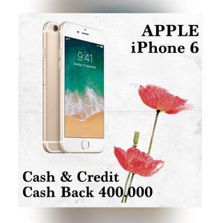 iPhone 6 PROMO Ramadhan Cash Back 400.000