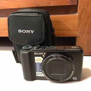 🚚 Sony Cybershot DSC-HX9V
