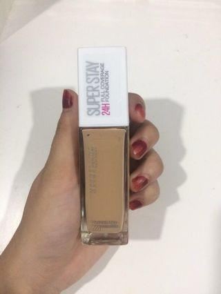 Maybelline Superstay Foundation - 220 Natural Beige
