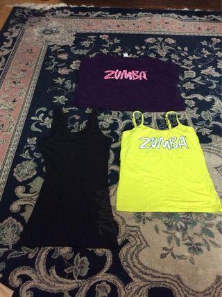 Zumba tops