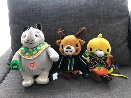 Original Merchandise Asian Games 2018