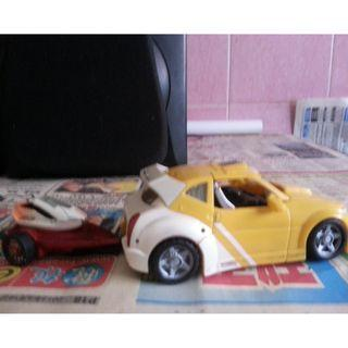 transformers  bumble bee loose