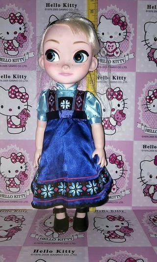 Original Disney Animator Elsa from US