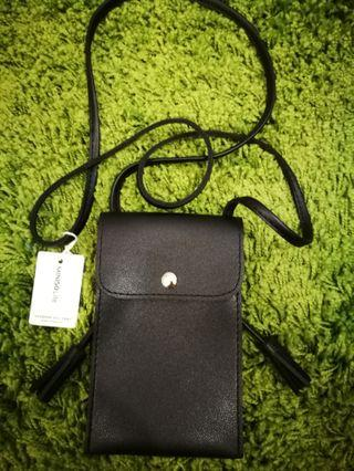 Miniso cellphone pouch with tassels