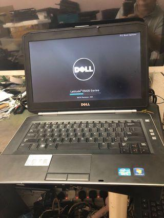 Laptop i5 with 120GB SSD