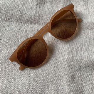 Milk tea color sunglasses