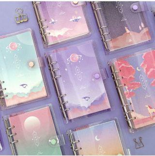 [PO] SECOND MANSION TWINKLE MOONLIGHT DIARY PLANNER A5 A6 AGENDA