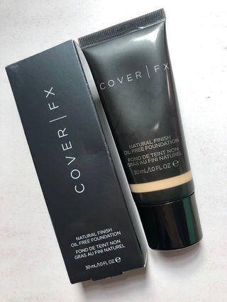 Cover fx natural finish oil free foundation 30ml