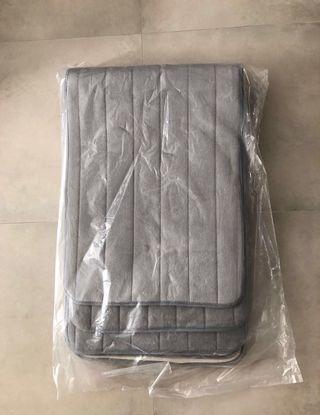 Large Size Memory Foam Floor Mat for Bathroom Kitchen Living Room etc 160x50cm