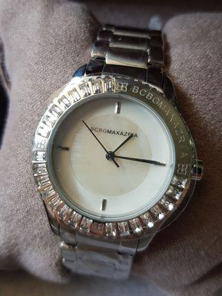 BCBG Maxazria mother of pearl watch