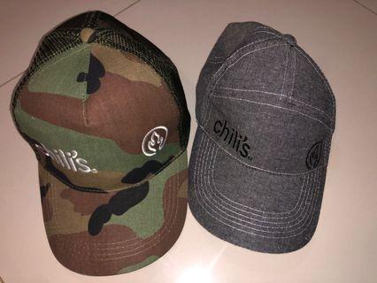 Chili's caps
