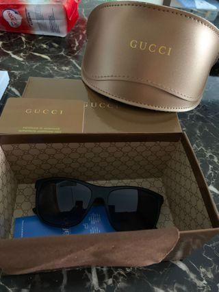 Gucci Sunglasses brand new with everything shown