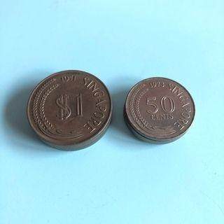 Old Singapore Coin