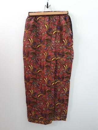 Batik Skirt #GayaRaya