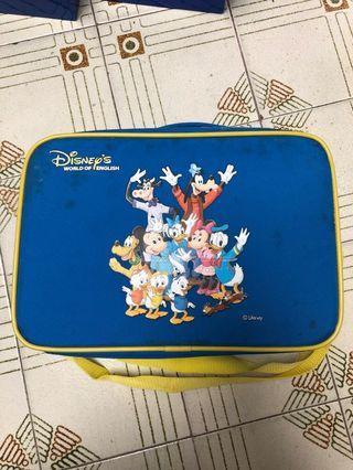 Disney world of English 迪士尼美語世界 Leap pad