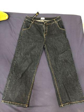 Schmiley mo wide jeans