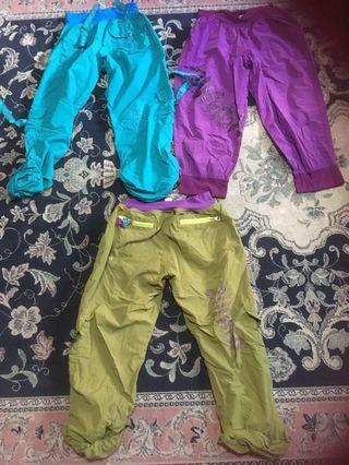 Zumba cargo pants