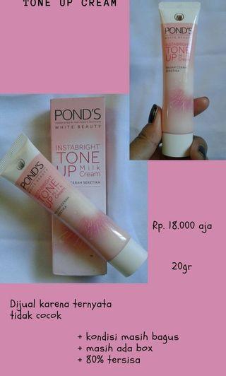 Ponds tone up cream
