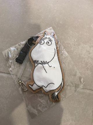 "Moomin card case ""NEW"""