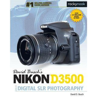 ( EBOOK ) Nikon D3500 Guide to Digital SLR Photography