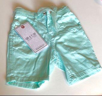 🚚 Plus Shorts - Baby Girl (2Yrs)