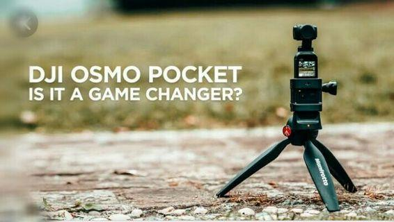 Osmo pocket (DJI Channel)