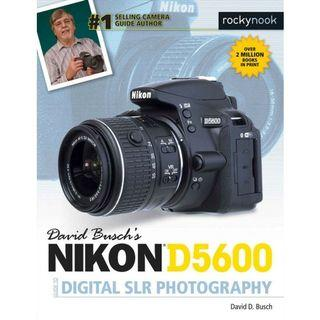 ( EBOOK ) Nikon D5600 Guide to Digital SLR Photography