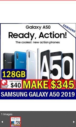 Brand new Samsung A50 128gb 6gb ram