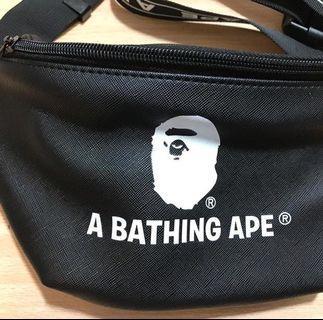 Bathing Ape (BAPE) Appendix Sling/Waist Bag