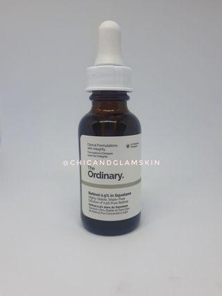 The Ordinary Retinol 0,5% in Squalane
