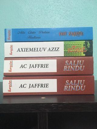 Novel Melayu Preloved Karystos