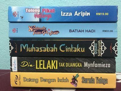 Novel Melayu Preloved 3
