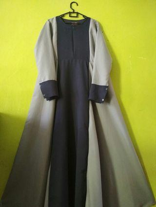 Syari dress casual original