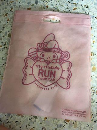 My melody gift bag wrap