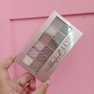 Original maybelline the blushed nudee