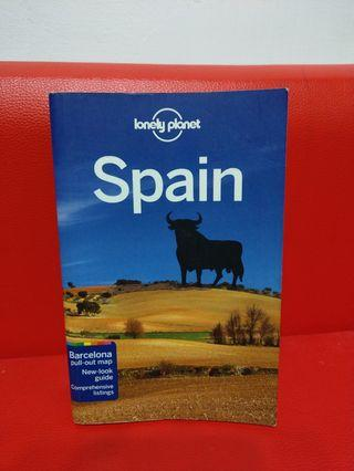 🚚 Lonely Planet - Spain