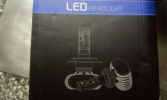 LED H4大燈燈泡