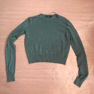 Bershka Crop Sweater