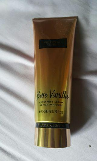 Vs lotion bare vanila