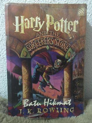 Harry Potter dengan Batu Hikmat