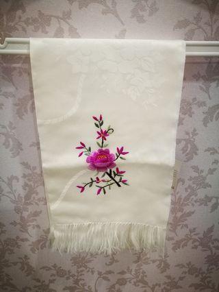 Suzhou silk scarf