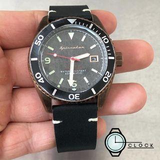 Spinnaker SP-5065-03 Vintage Wreck Green Dial