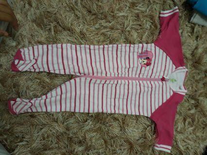 Disney sleepsuit
