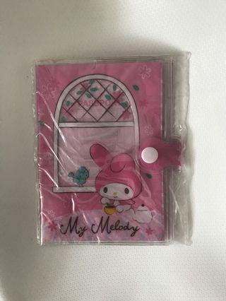 🚚 My Melody Passport Holder