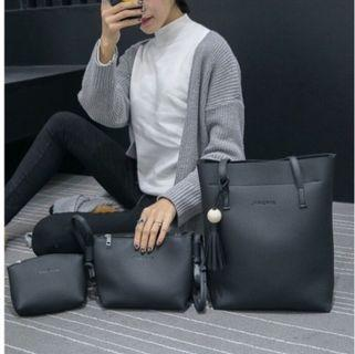 Ready stock _3 in 1 Causal Bag