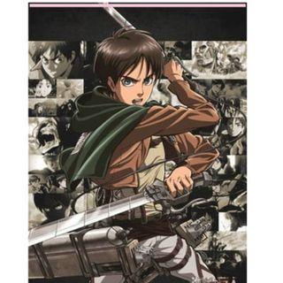 🚚 Attack on Titan Eren B2 Tapestry Eren
