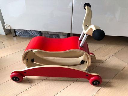 3-in-1 walker 學行車