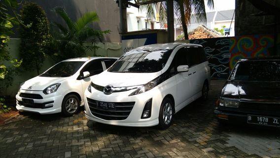 Dijual Mazda Biante 2012
